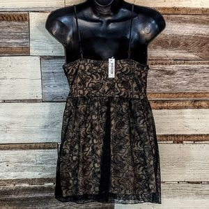 White House Black Market Tops - White House Black Market  Sexy Black Lace Top NWT